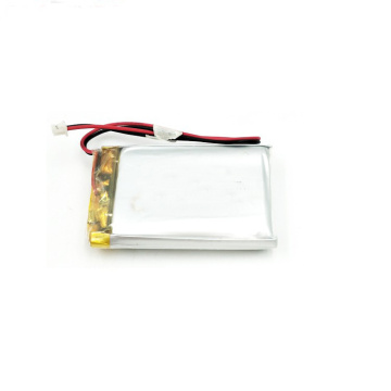 351315 3.7V 40mah Customized Lipo Battery