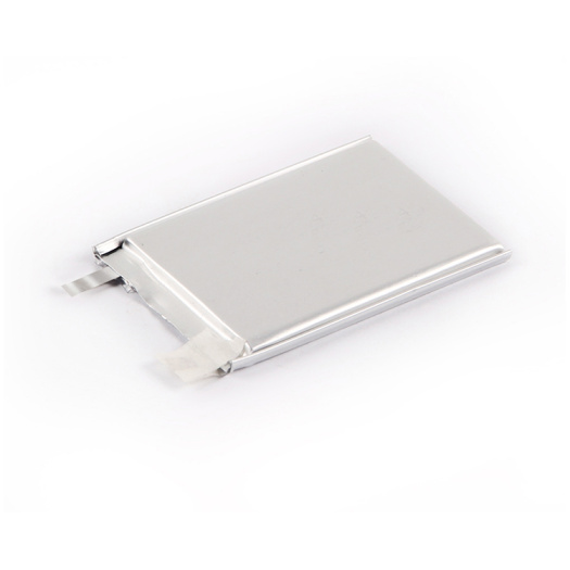 Rechargeable lithium polymer battery 223757 3.7v 450mAh