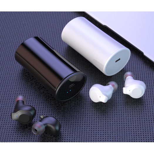 True Wireless Earbuds with Immersive Sound