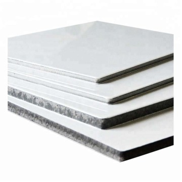 PVDF PE coated exterior wall aluminum composite panels