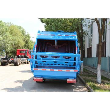 Brand new Dongfeng 95hp 4cbm compactor garbage truck