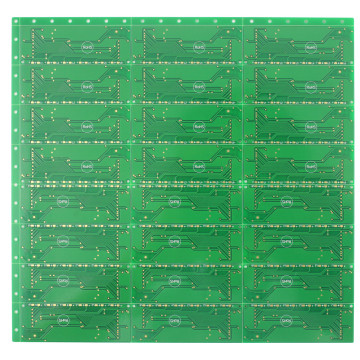 Electric adjustment instrument pcb