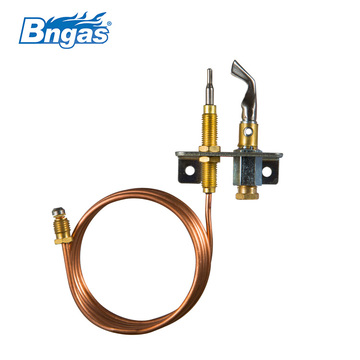 outdoor gas heater parts with thermocouple