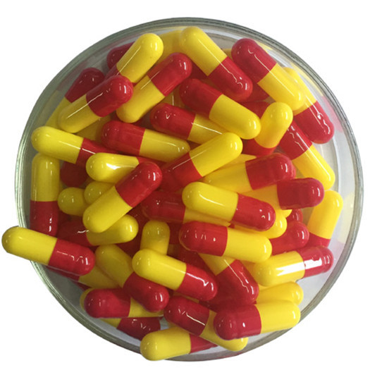 HALAL White Empty Gelatin Capsules For Filling Powder