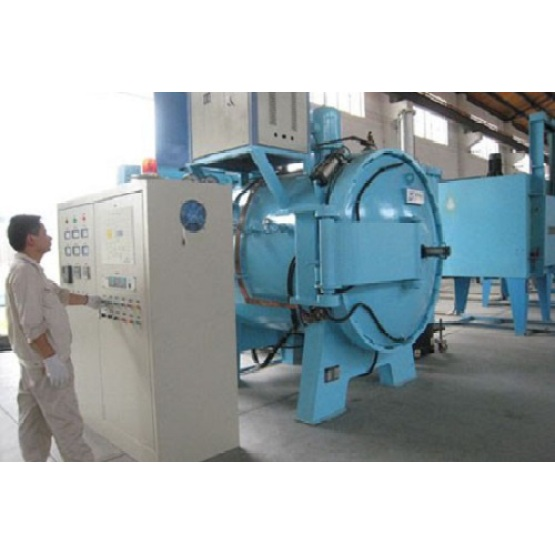 High Temperature Vacuum Tempering Furnace