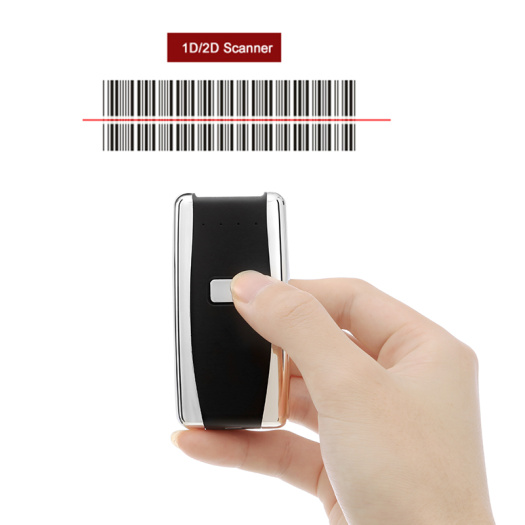 Bluetooth Mini Portable Scanner Barcode reader