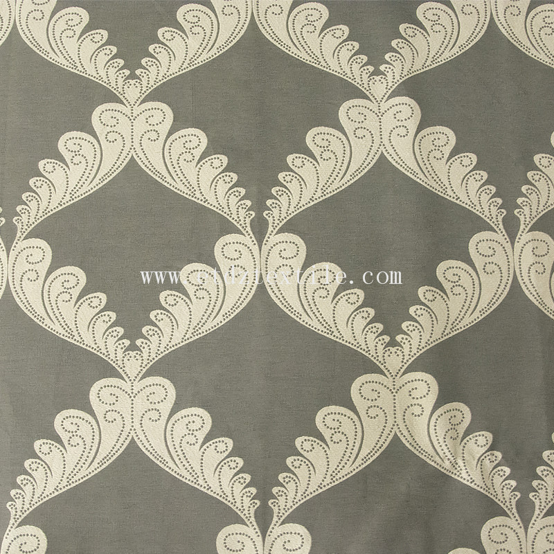 soft polyester fabric for window curtain QZ1538