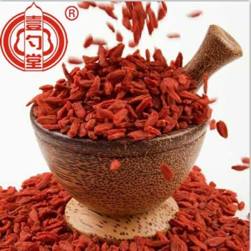 Dried Goji Berry Thick Red Fruit A Grade
