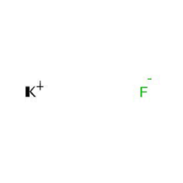 potassium fluoride reaction equation