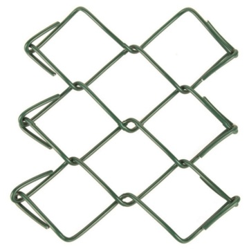 6x12 portable galvanized iron temporary chain link fence panel in america for events