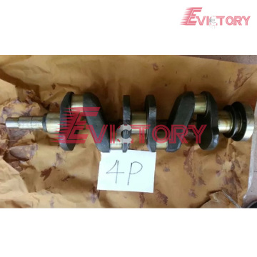 TOYOTA 4P 4Y 5K crankshaft main bearing