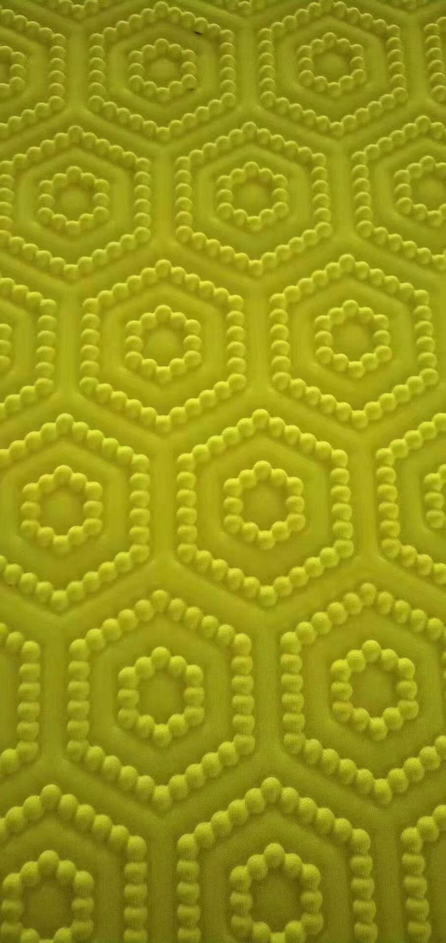 Polyester 3d Emboss Bubble Fabric