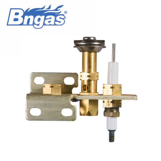 gas pilot burner for gas boiler