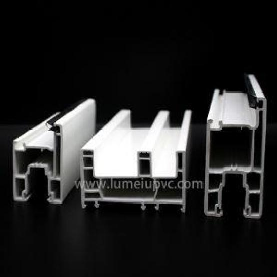 China PVCU Plastic Profile Provider