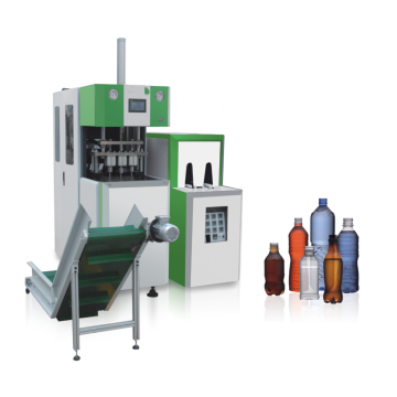 2000BPH Plastic Bottle Manufacturing Machine
