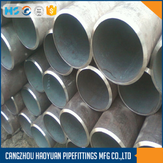 ASTM A106GRB Carbon Steel Belved End Pipe