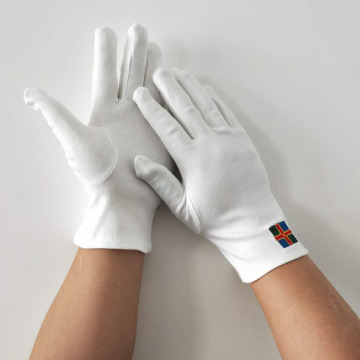 Marching Band Conductor Teller Cotton Gloves