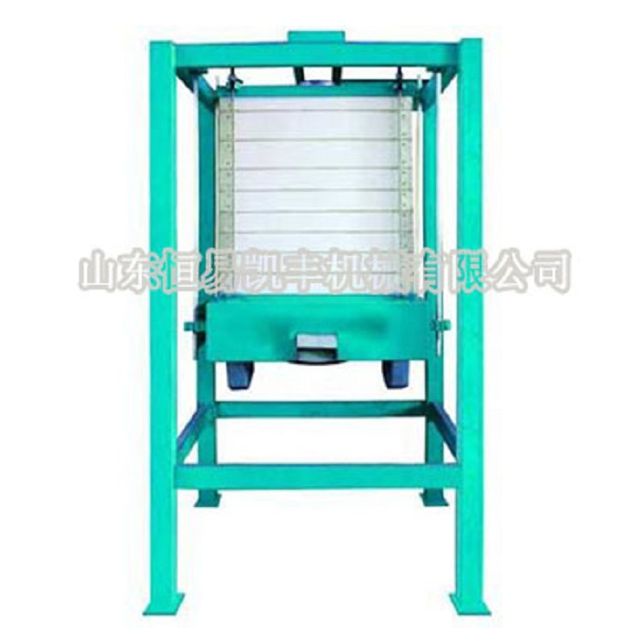 Model FSFJ single bin sifter