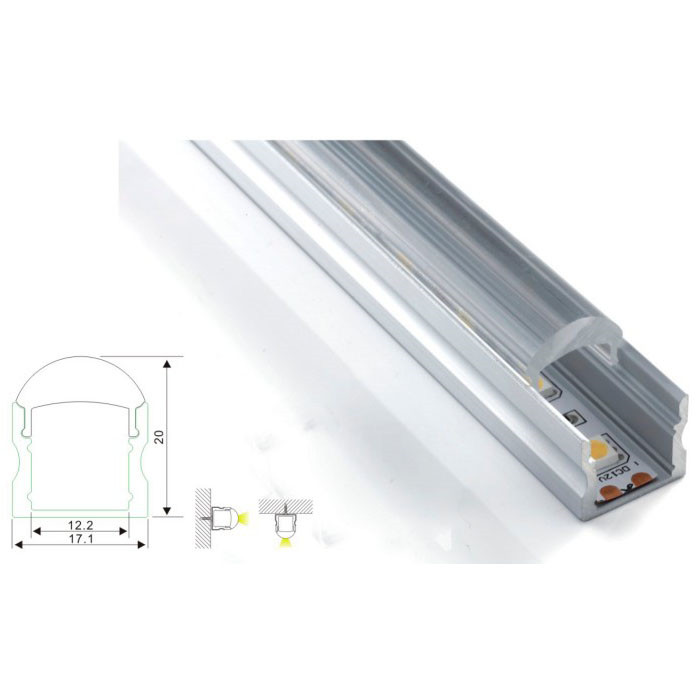 Flexible Lighting Detail Linear Light