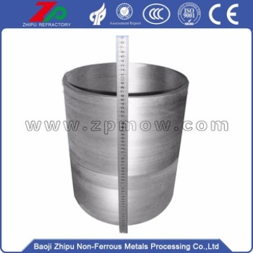 Forged Molybdenum crucible (high strength)