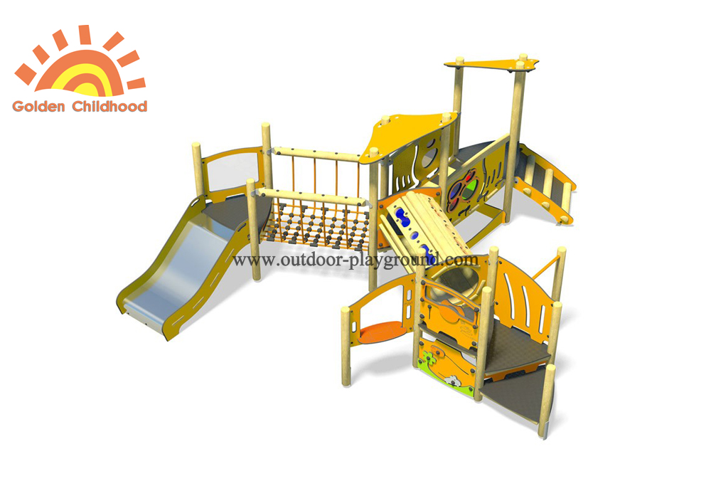 Multiplay Play Structures Park