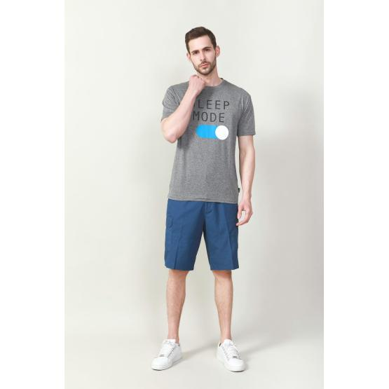 MEN'S WOVEN COTTON CARGO SHORTS