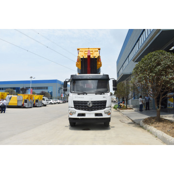 Guaranteed 100% DFAC Euro 6 Hook Lifter Truck