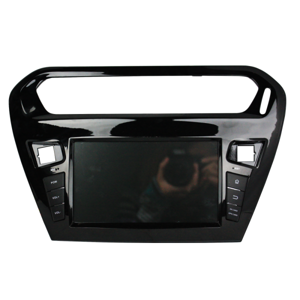 car head unit for PG 301 2013-2016