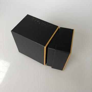 mini gift box with black for fragrant