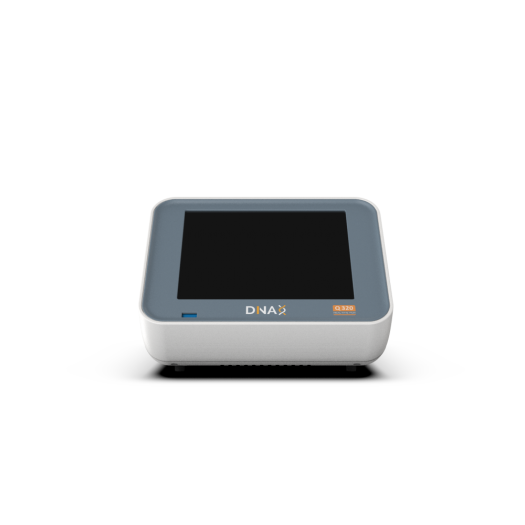 DNA testing PCR machine