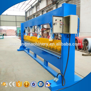 China factory supply metal sheet bending machine price