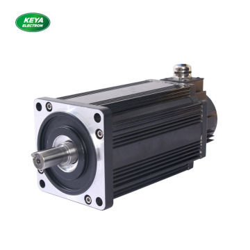 sinusoid communication brushless servo motor 24v 400w