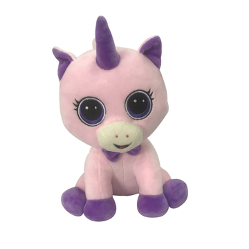 Beanie Boo Unicorn Plush Pink