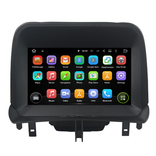 8 inch Car GPS Ford Tourneo Courier