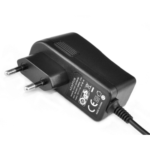 12V 4A Horizontal Vertical Power Adapter With USB