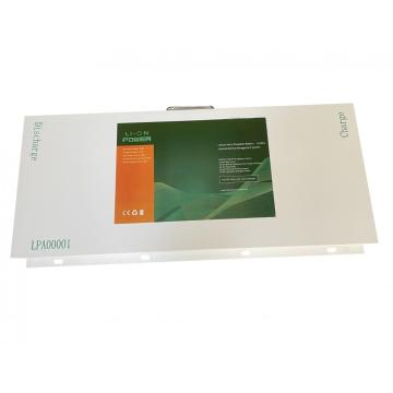 Slimline 12v 100ah lithium ion battery