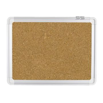 Hot sales Double sided Wall Mounted Cork Board