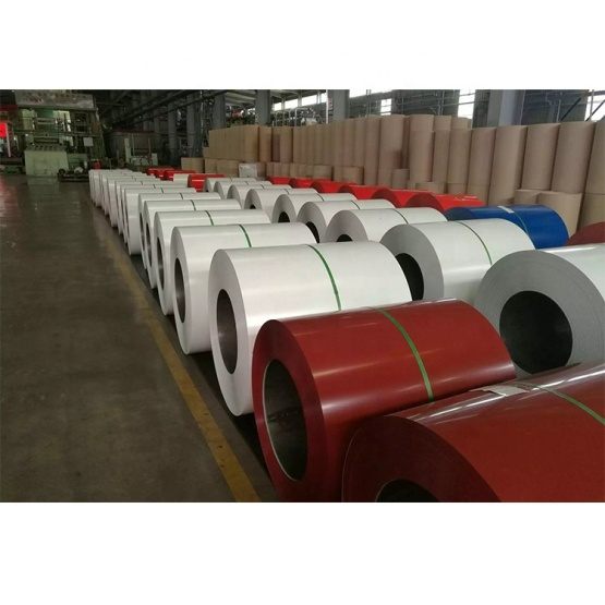 Price Ppgi Laminated And Color Coated Steel Coil
