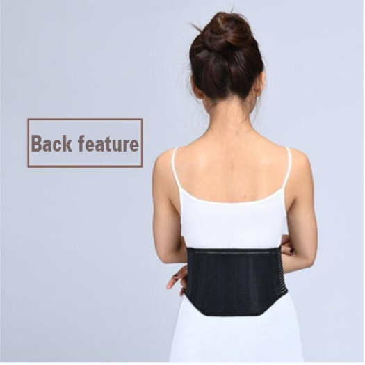 Women slimming back belt waist shaper body