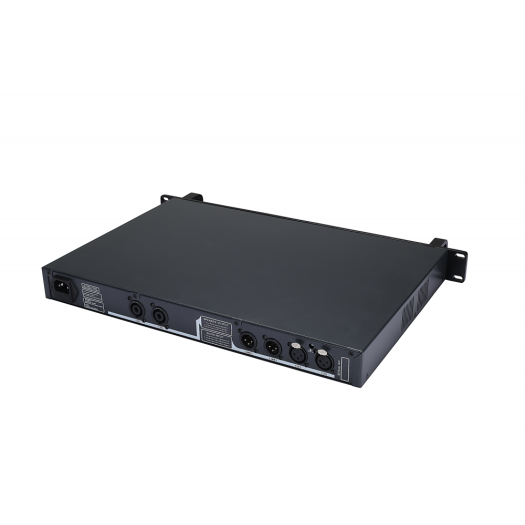 DSP Two Channel Digital Power Amplifier
