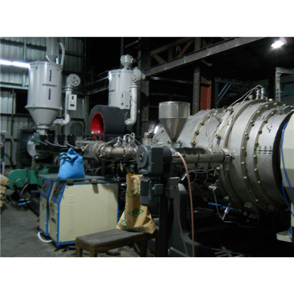 800-1600MM HDPE pipe extrusion machine line