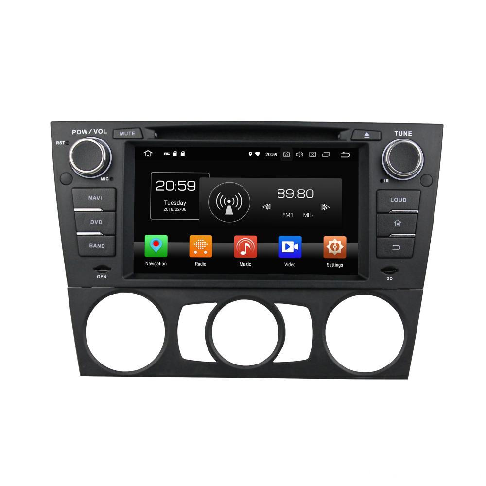 Android 8.0 car dvd for BMW E90/E91
