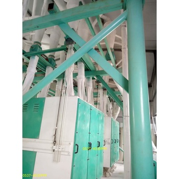 300 tons of large-scale flour processing equipment