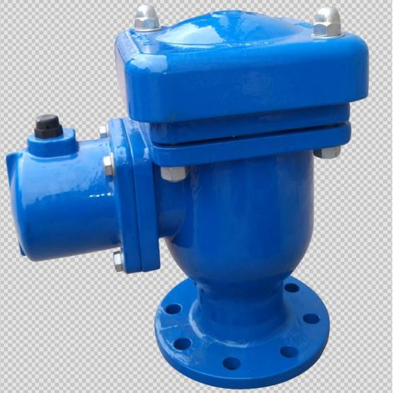 Double Orifice Air Release & Vacuum Valve