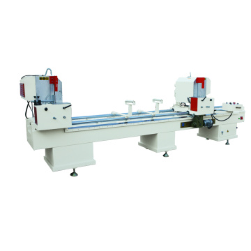 Double-head Cutting Saw for Aluminum and uPVC Profile