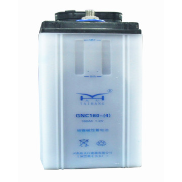 KPX160 NICD battery super high discharge rate battery