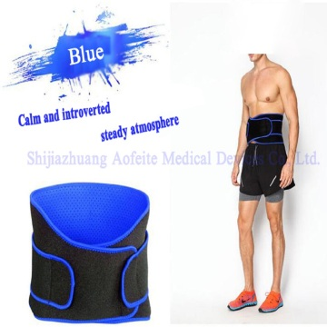 Types of waist support protection slimming belts