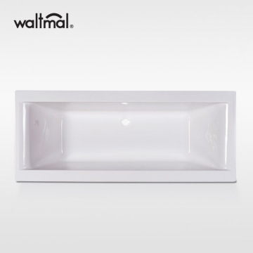 Turin Acrylic Double Ended Bath Tub