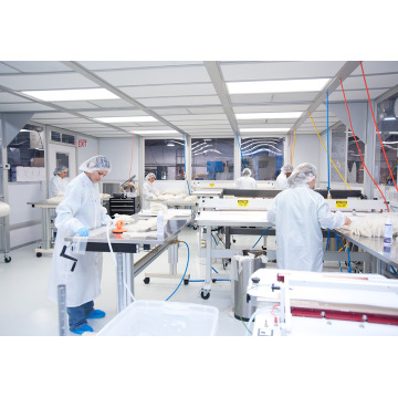 ISO 7 modular gmp clean room