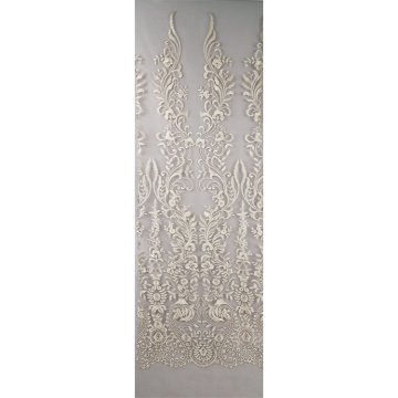 mx422 embroidery lace fabrics